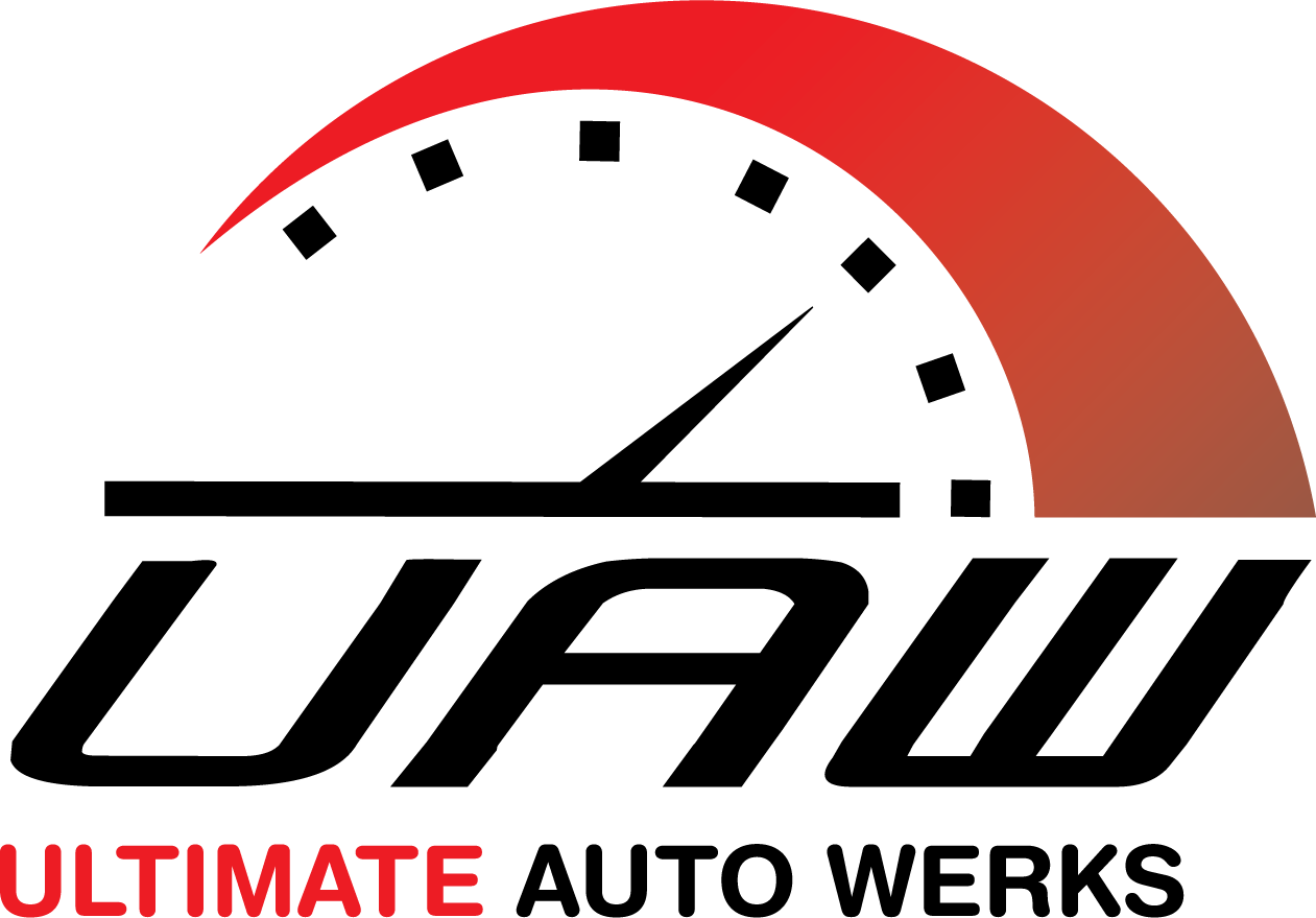 Ultimate Auto logo